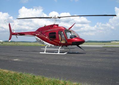 Bell 206B- Dart-paint