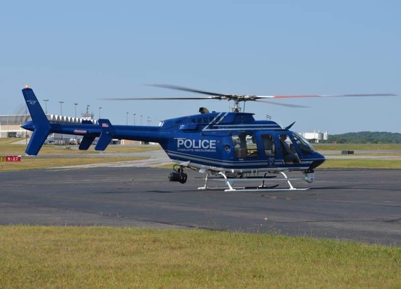 Bell 407 Charlotte PD