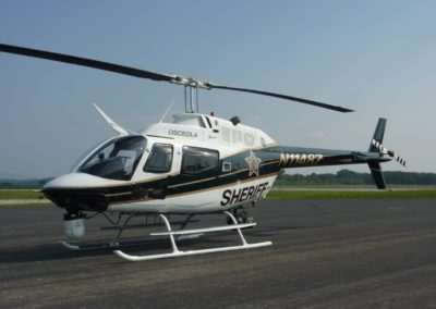 Bell OH-58 for Osceola