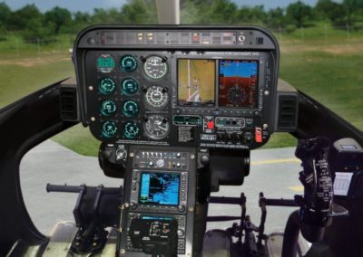 Bell 407 for Erlanger - Interior 1 Alternate Text