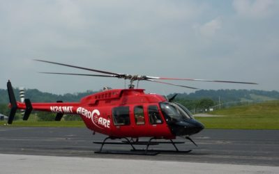 Wysong completes 5th EMS Bell 407 for the year; Signs for 5 more completions