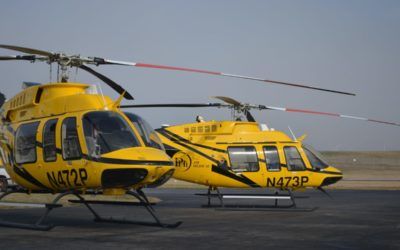 Two Bell Helicopter 407GX's to PHI Air Medical
