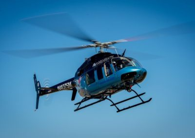 AnMed Health - Recent Helicopter Completion