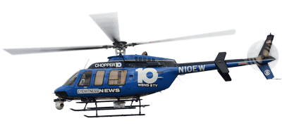 News Gathering Helicopter Customizations