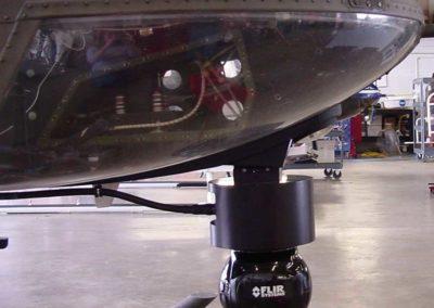 OH58 FLIR Mount