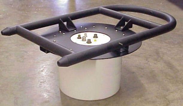 Wysong univ-pod-bracket