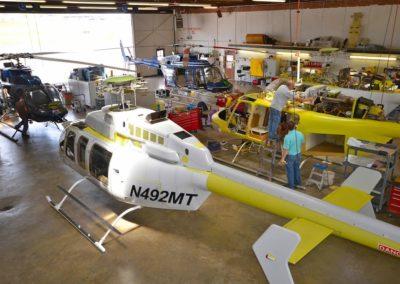 Wysong Enterprises Hangar