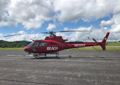 Reach HEMS AS350