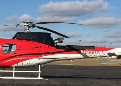 Airbus H125 HeliMax Firefighting Helicopter