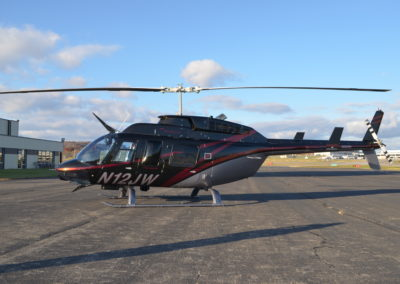 Ruffwood Bell 206 New Paint