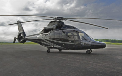 Wysong Enterprises Completes HeliNY H155
