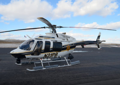 Charleston County Sheriff2 Helicopter