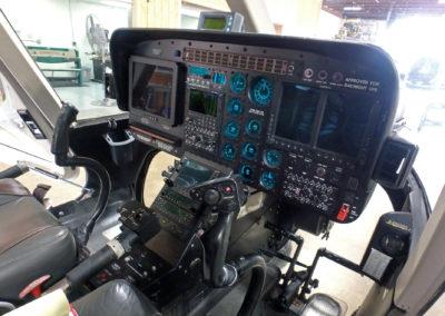 Charlotte Police Department Interior-Avionics