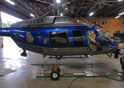 GA State Police Helicopter