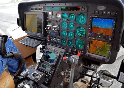 GA State Police Helicopter Avionics
