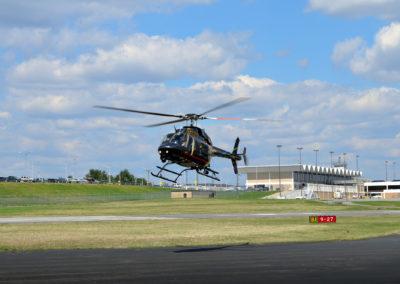 GA State Police Bell 407 Flight