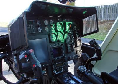 Lexington Police Bell Avionics After