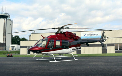 Wysong Enterprises Completes Eagle Copters Eagle 407HP for Helicopter Express