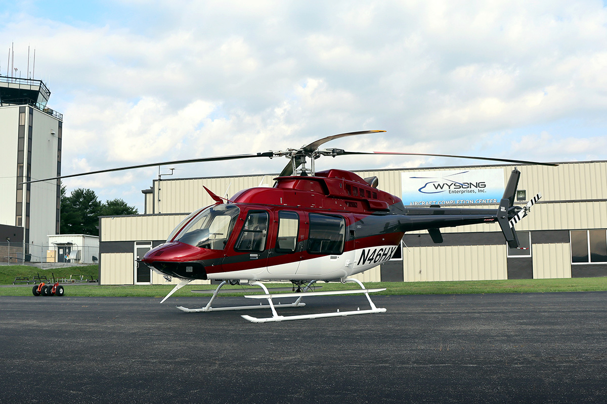 Eagle Copters 407HP Heli Express