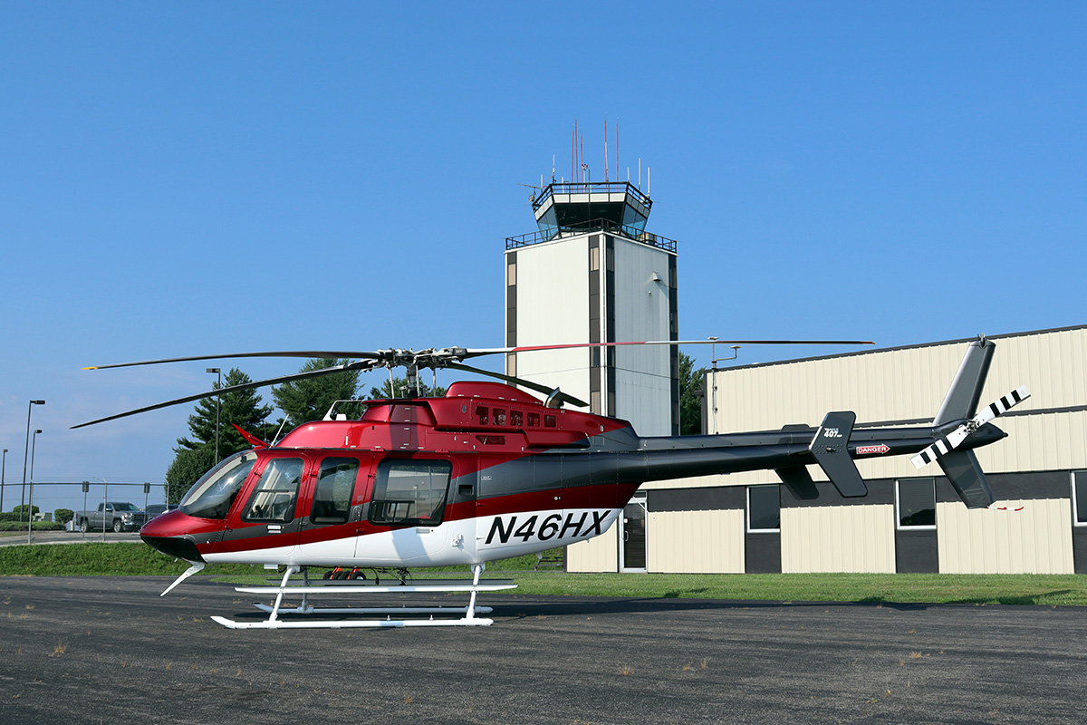 Eagle Copters 407HP Heli Express_Wysong