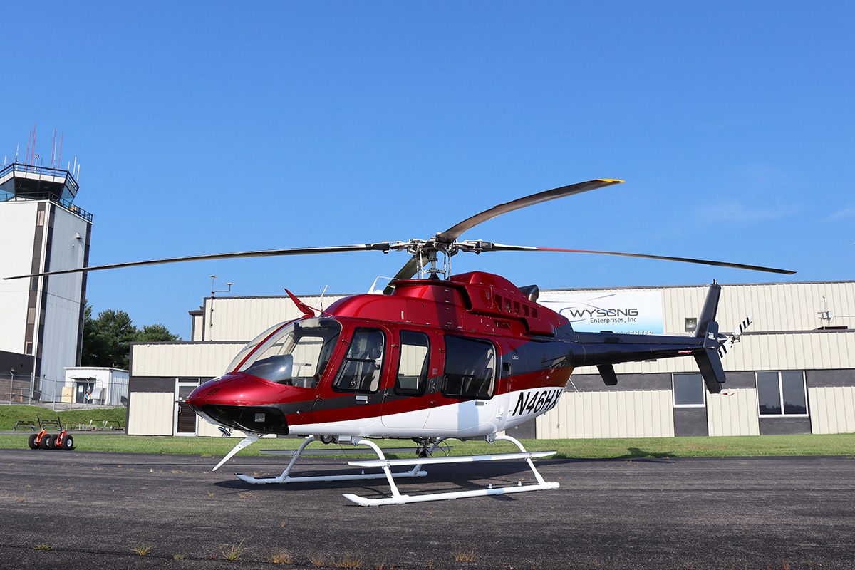 Eagle Copters 407HP Heli Express_Wysong Completion
