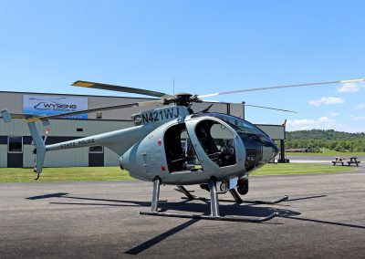 Kentucky State Police MD Helicopter _Wysong Enterprises